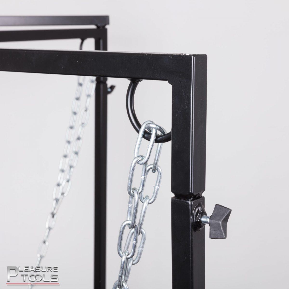 Pleasure Tools frame detail bovenhoek