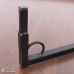 Pleasure Tools frame buis onder detail hoek