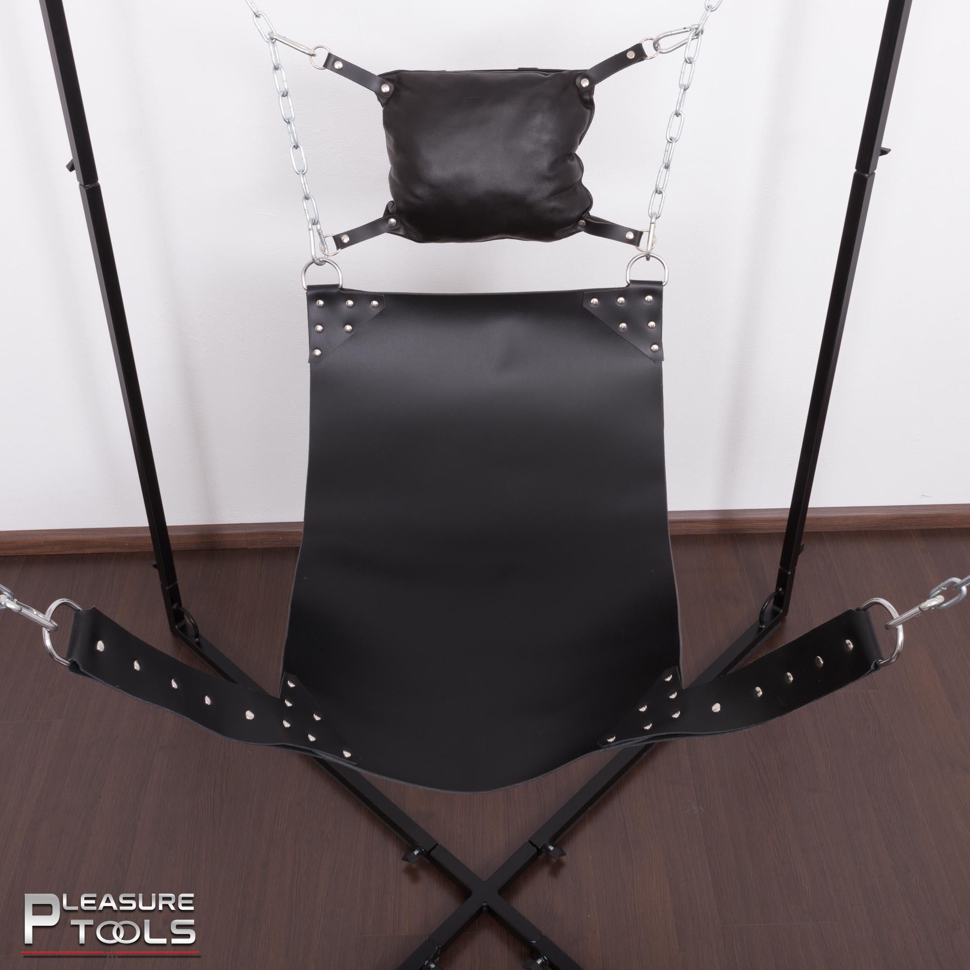 Pleasure Tools 4-punts sling met kussen